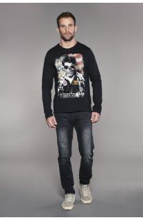 T-shirt MAVERICK Man W18198 (41191) - DEELUXE-SHOP