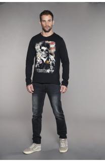 T-shirt MAVERICK Man W18198 (41193) - DEELUXE-SHOP