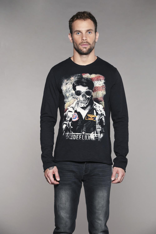 T-shirt MAVERICK Man W18198 (41194) - DEELUXE-SHOP