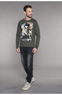 T-shirt MAVERICK Man W18198 (41198) - DEELUXE-SHOP