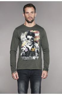 T-shirt MAVERICK Man W18198 (41199) - DEELUXE-SHOP