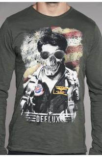 T-shirt MAVERICK Man W18198 (41201) - DEELUXE-SHOP