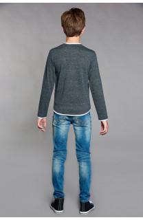T-Shirt MOHANSON Garçon W18119B (41223) - DEELUXE