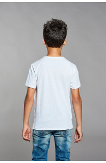 T-shirt T-shirt ANSWER Boy W18123B (41230) - DEELUXE-SHOP