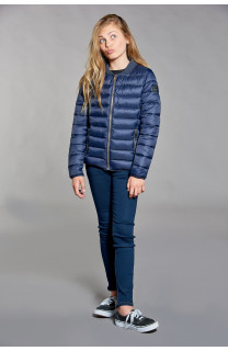 Puffy Jacket Puffy Jacket SULLY Girl W18607G (41242) - DEELUXE-SHOP