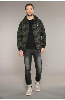 Sweatshirt TAKER Man W18502 (41281) - DEELUXE-SHOP