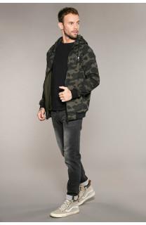 Sweatshirt TAKER Man W18502 (41282) - DEELUXE-SHOP