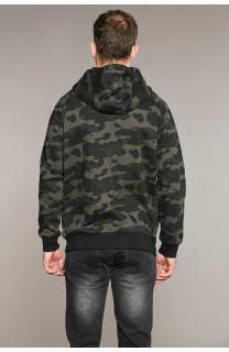 Sweatshirt TAKER Man W18502 (41284) - DEELUXE-SHOP