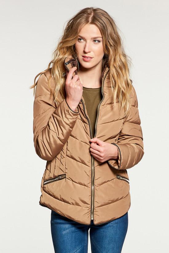 Puffy Jacket Puffy Jacket ALYA Woman W18605W (41319) - DEELUXE-SHOP