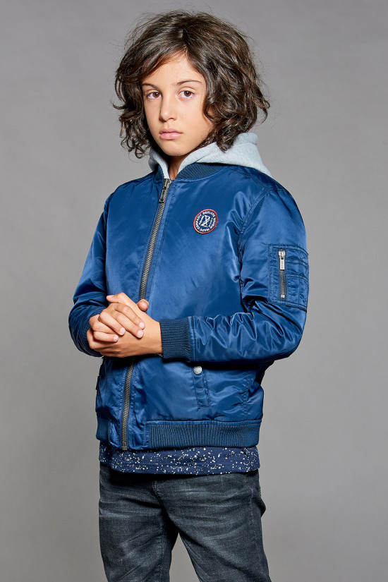 Jacket POGS Boy W18625B (41323) - DEELUXE-SHOP