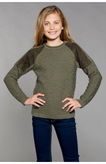 Sweater Sweater NOAM Girl W18320G (41332) - DEELUXE-SHOP