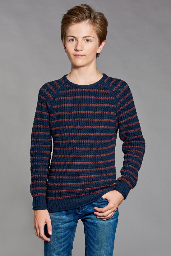 Sweater Sweater LEOTIE Boy W18326B (41337) - DEELUXE-SHOP