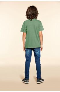 T-Shirt EAGLE Garçon W18140B (41369) - DEELUXE