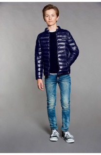 Puffy Jacket WAZZA Boy W18645B (41379) - DEELUXE-SHOP