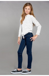 Pull CHARLY Fille W18315G (41385) - DEELUXE