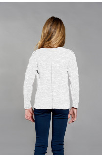 Pull CHARLY Fille W18315G (41387) - DEELUXE
