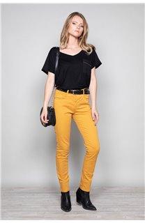 T-Shirt AMY Femme W18101W (41426) - DEELUXE