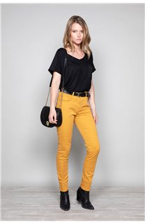 T-shirt AMY Woman W18101W (41429) - DEELUXE-SHOP