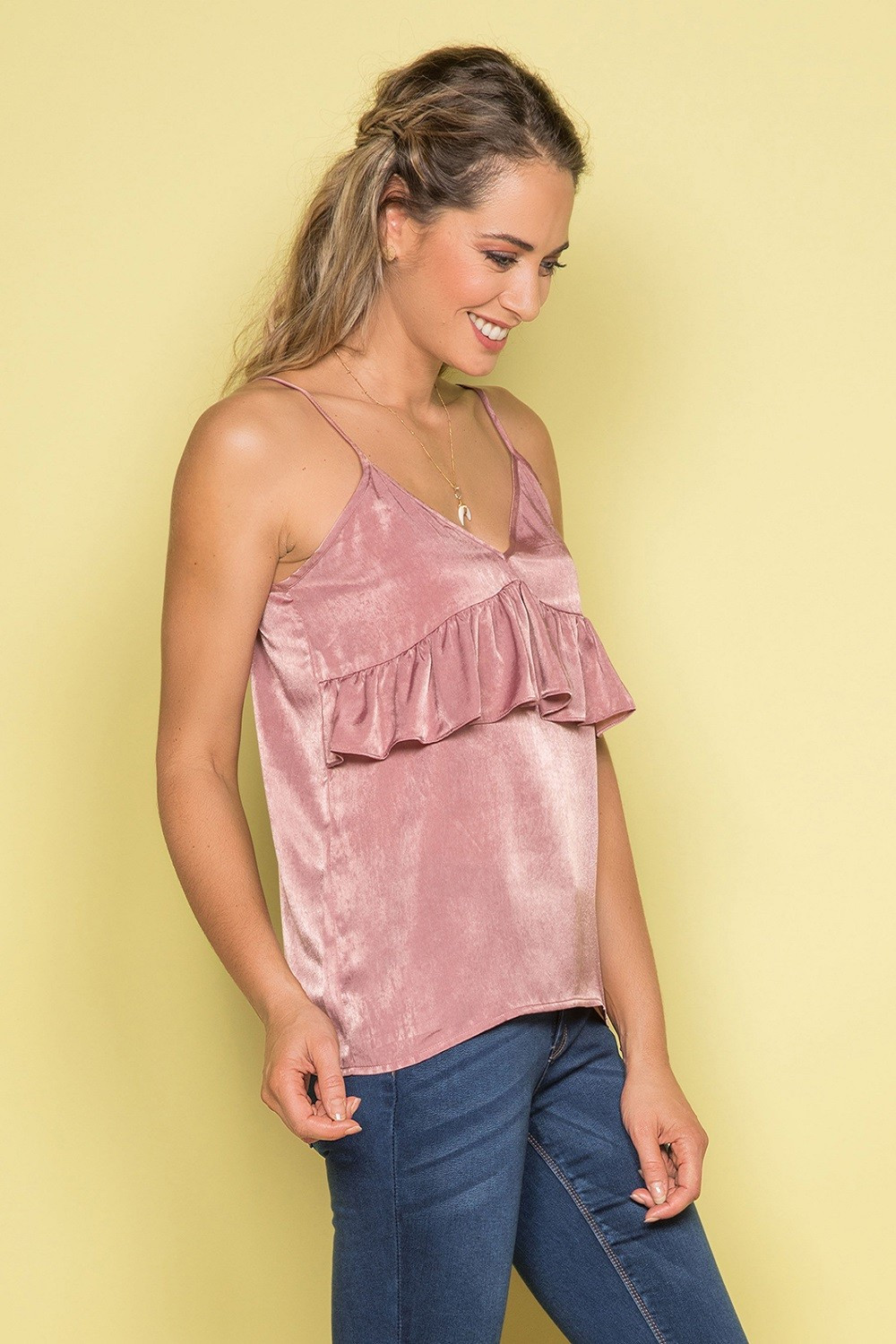Tank Top Tank Top ABEL Woman S19166W (41523) - DEELUXE-SHOP