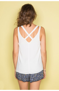 Tank Top Tank Top CANDICE Woman S19164W (41540) - DEELUXE-SHOP