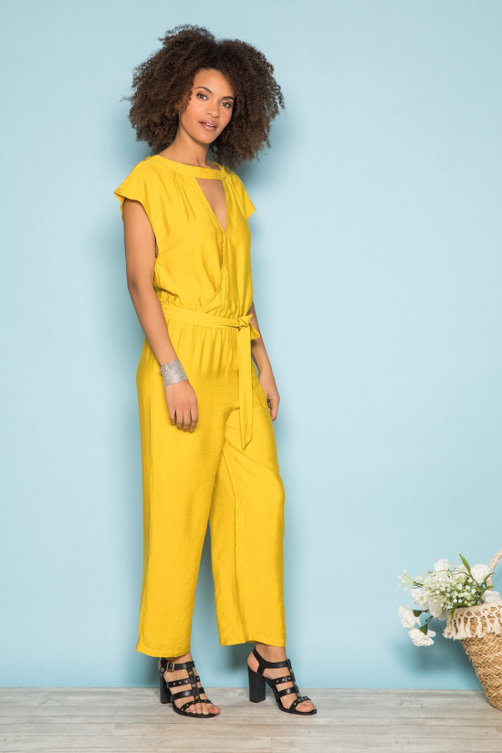 Jumpsuit IDYLLA Woman S19757W (41553) - DEELUXE-SHOP