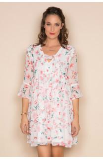 Dress Dress AMELIA Woman S19205W (41570) - DEELUXE-SHOP