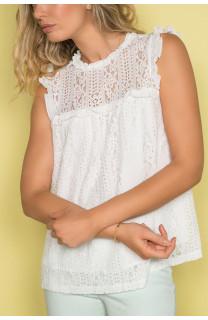 Blouse MAXINE Woman S19436W (41605) - DEELUXE-SHOP