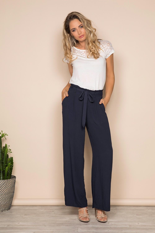 Pant Pant LOLA Woman S19724W (41614) - DEELUXE-SHOP