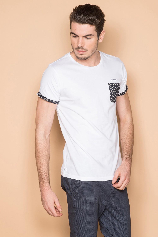 T-shirt T-shirt BAHAMAS Man S19141 (41737) - DEELUXE-SHOP