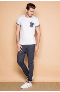 T-shirt T-shirt BAHAMAS Man S19141 (41738) - DEELUXE-SHOP