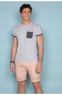 T-shirt T-shirt BAHAMAS Man S19141 (41742) - DEELUXE-SHOP