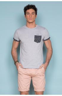 T-shirt T-shirt BAHAMAS Man S19141 (41743) - DEELUXE-SHOP
