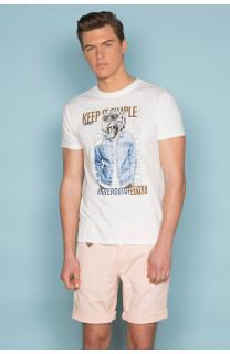 T-shirt T-shirt ROCKY Man S19162 (41751) - DEELUXE-SHOP