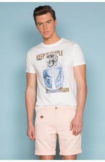 T-shirt T-shirt ROCKY Man S19162 (41753) - DEELUXE-SHOP