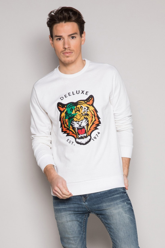 Sweatshirt ZUNI Man S19524 (41762) - DEELUXE-SHOP