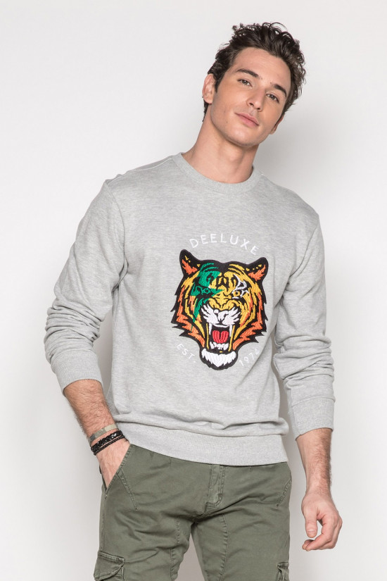 Sweatshirt Sweatshirt ZUNI Man S19524 (41762) - DEELUXE-SHOP