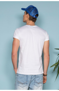 T-shirt T-shirt TELLON Man S19143 (41865) - DEELUXE-SHOP