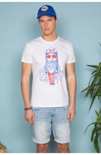 T-shirt T-shirt TELLON Man S19143 (41866) - DEELUXE-SHOP