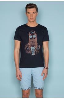 T-shirt T-shirt TELLON Man S19143 (41871) - DEELUXE-SHOP