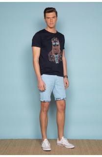 T-shirt T-shirt TELLON Man S19143 (41873) - DEELUXE-SHOP