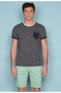 T-shirt SUNAIR Man S19124 (41875) - DEELUXE-SHOP