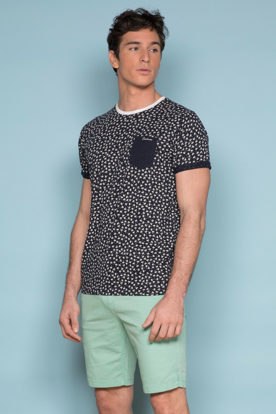 T-shirt SUNAIR Man S19124 (41878) - DEELUXE-SHOP
