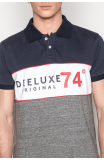 Polo shirt Polo shirt SQUADS Man S19208 (41895) - DEELUXE-SHOP