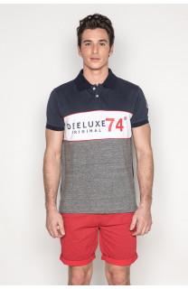 Polo shirt Polo shirt SQUADS Man S19208 (41896) - DEELUXE-SHOP