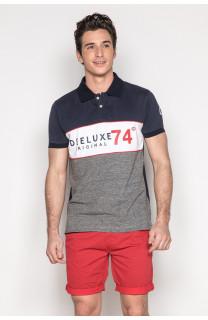 Polo shirt Polo shirt SQUADS Man S19208 (41897) - DEELUXE-SHOP