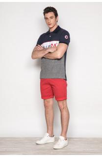 Polo shirt Polo shirt SQUADS Man S19208 (41898) - DEELUXE-SHOP