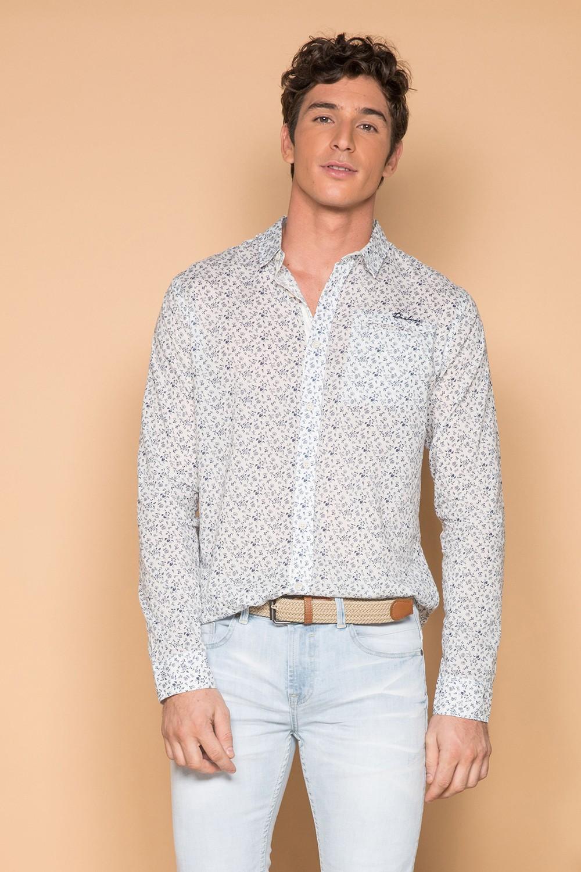 Shirt Shirt POLOSON Man S19419 (41954) - DEELUXE-SHOP