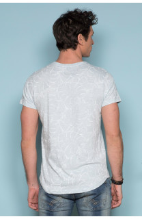 T-Shirt MONSTERA Homme S19135 (41977) - DEELUXE