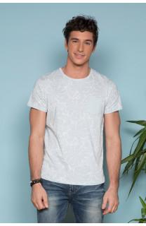 T-shirt T-shirt MONSTERA Man S19135 (41981) - DEELUXE-SHOP