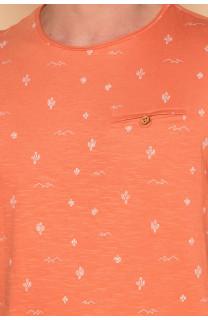 T-shirt T-shirt MEXICO Man S19113 (41987) - DEELUXE-SHOP